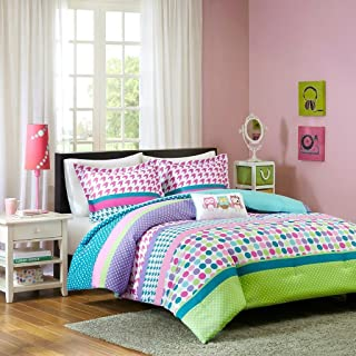 Best purple and green polka dot bedding Reviews