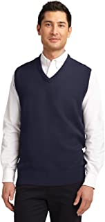 Port Authority Men's Value VNeck Sweater Vest