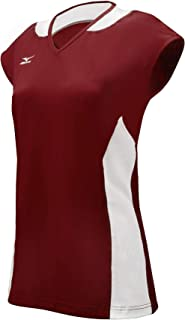 Mizuno Women's Classic Mystic Cap Sleeve Jersey