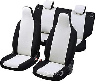 Universell Sitzbez/üge GT Ocean kompatibel mit Suzuki Jimny Farbe Schwarz-Blau vordere Bez/üge