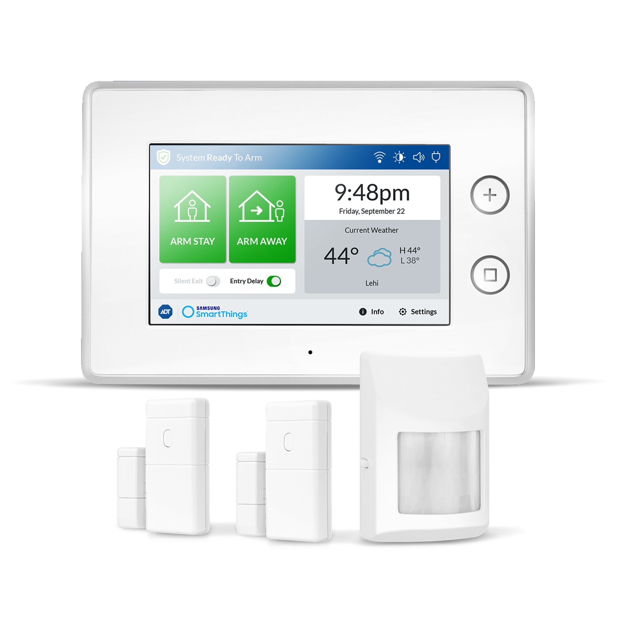 Samsung SmartThings Wireless Security Detector