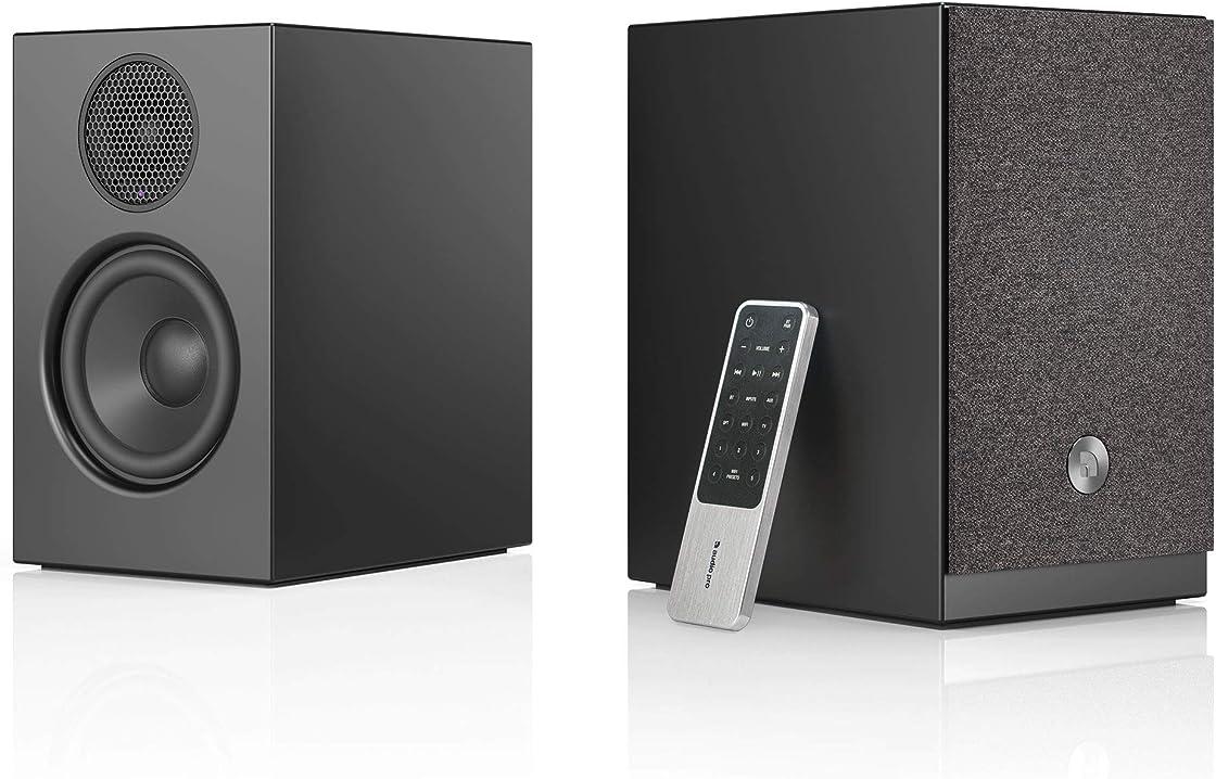 Coppia di casse senza fili -altoparlanti audio,tv - multiroom, wifi, bluetooth,spotify connect audio pro a26
