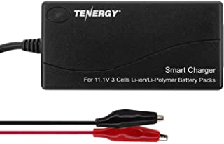 Tenergy Smart Charger for 11.1V Li-ion/LIPO Battery Pack