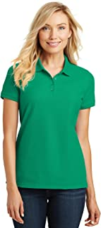 Port Authority Ladies Core Classic Pique Polo. L100