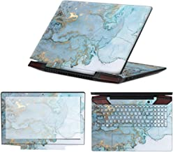 3 Sides Laptop Skin Notebook Stickers Compatible For Xiaomi Asus Dell Hp Lenovo Computer Decal Laptop Sticker,For Lenovo Yoga 910,Z7