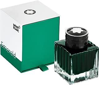 montblanc emerald ink