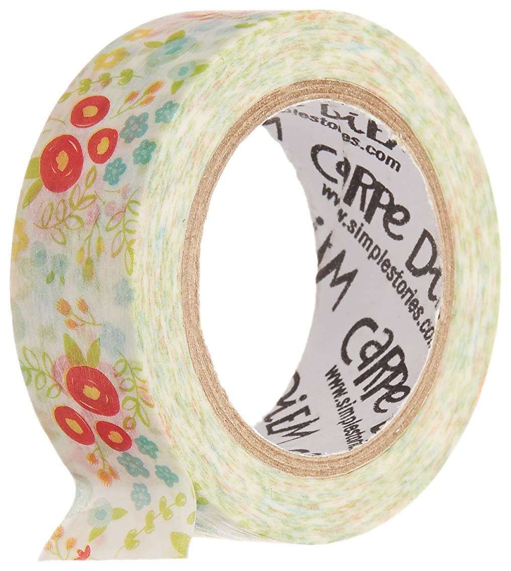 Simple Stories Summer Days Washi Tape Summertime