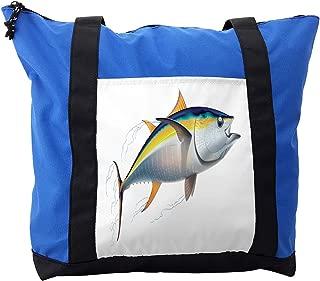 realistic fish purse