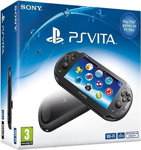 Sony PS Vita [New Slim 2014 version] (PlayStation Vita) - [Edizione: Regno  Unito] : Amazon.it: Videogiochi