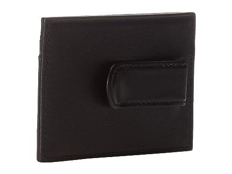 tarjetas negro Clip Delta Estuche Money 1 Tumi para XtqHwY5