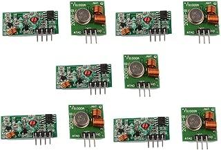 DAOKI 5PCS 315Mhz RF Transmitter and Receiver Link kit for Arduino/ARM/MCU/Raspberry pi Wireless