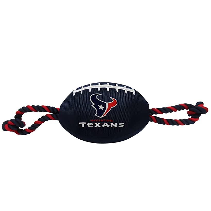 BEST DOG TOYS - NFL PET Toy for DOGS & CATS. Biggest selection of Sports Toys. 300+ Styles available Football Pet Toys Licensed by the NFL