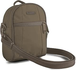 Pacsafe Luggage Metrosafe 100 gii Hip and Shoulder Bag, Jungle Green