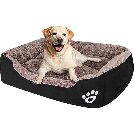 Amazon Com Halo Classic Plaid Rectangular Dog Bed Sports Outdoors