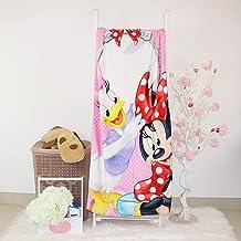 منشفة حمام الشاطئ للأطفال من ديزني ميني آند دايزي 70 × 140 سم