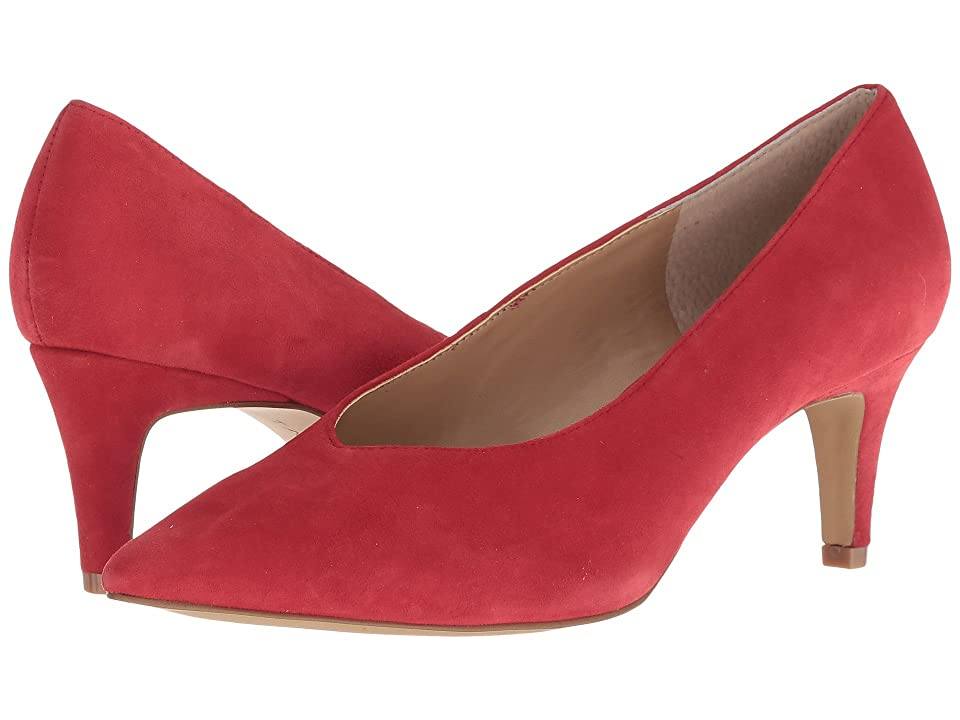 Tahari Giada Pump (Chili Pepper) Women