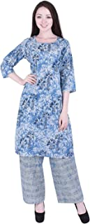 ANAND TRADING CO. Women's Cotton Readymade Salwar Suit