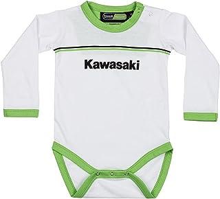 Kawasaki Sports Strampler weiß