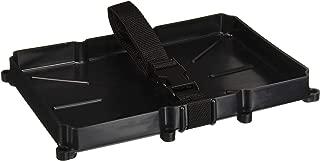 TH Marine NBH-24P-DP Narrow 24 Series Battery Tray Narrow 31 Series Battery Tray, Black