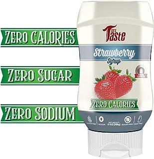 Mrs Taste, Zero Calories, Zero Sugar, Zero Sodium, High Fiber, Pancake & Ice Cream Syrup, Keto Friendly, Paleo Friendly (S...