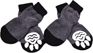 Best no slip dog socks Reviews