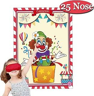 clown theme party
