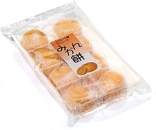 Mandarin Orange Flavor Japanese Traditional Fruit Mochi Mini-Rice Cake Giftset (Japanese Import)