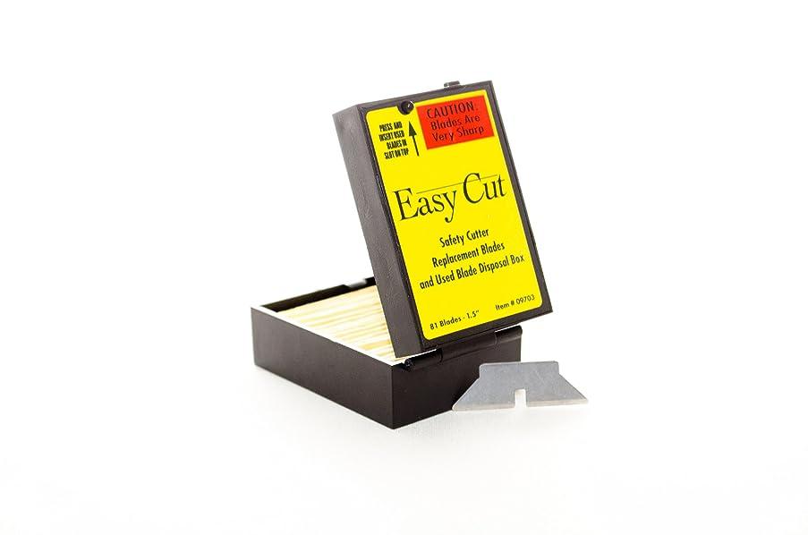 81 Easy Cut / EZ Cutter Replacement Blades 09703 STD Blades Box