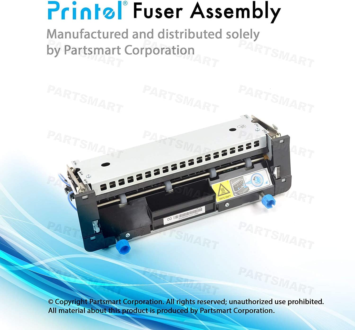 Printel Compatible 40X7743 Fuser Assembly アイテム勢ぞろい for MS8 110V Lexmark 新品■送料無料■