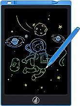 تبلت تحریری LCD Sunany ، تابلوی نقاشی کودکانه 11 اینچ تابلوی نقاشی Doodle ، تابلوی رسم الکترونیکی تابلوی نقاشی هدیه پد دودل قابل استفاده مجدد برای کودکان در خانه و مدرسه (آبی)