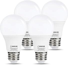 Explore motion sensor light bulbs for outside