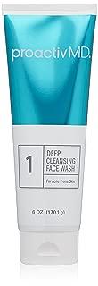 Proactiv Deep Cleansing Face Wash, 6 Oz