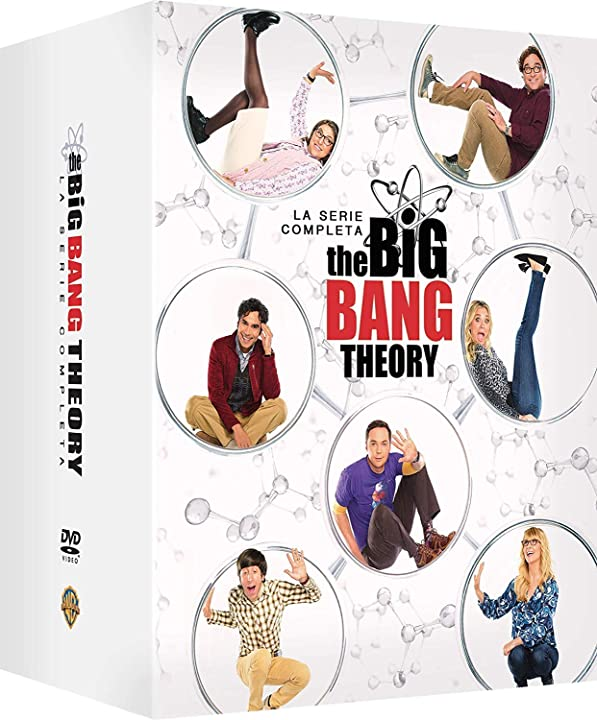 The big bang theory, la serie completa (stagione 1 - 12) B07ZDMDNHM