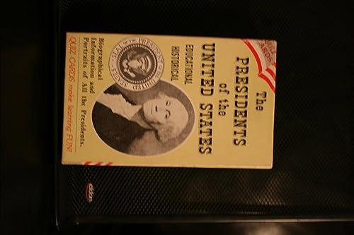 venta directa de fábrica The Presidents of the United States - Quiz Cards by by by Thomas Publications  punto de venta en línea