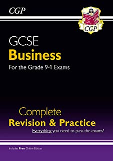 GCSE Business Complete Revision and Practice - for the Grade 9-1 Course (with Online Edition)