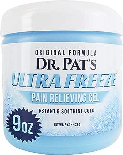 muscle rub by Ultra Freeze