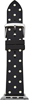 Kate Spade New York Interchangeable Band Compatible with Your 42/44MM Apple Watch- Straps for use with Apple Watch Series 1,2,3,4,5,6