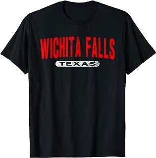 WICHITA FALLS TX TEXAS Funny USA City Roots Vintage Gift T-Shirt