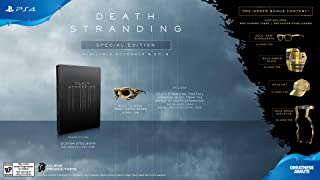 Death Stranding - PlayStation 4 Special Edition by Sony from GB. / USA.