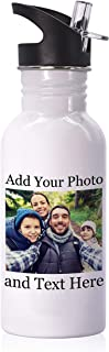Best personalized photo water bottles Reviews