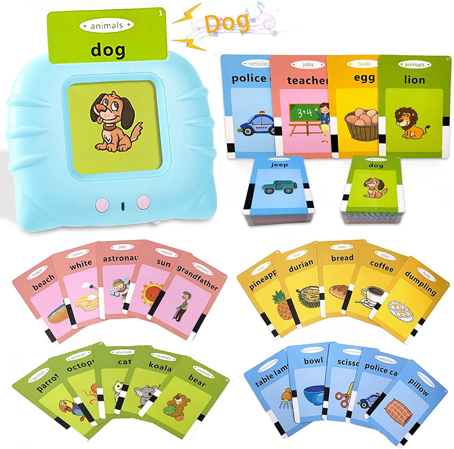 MOFGDNI Educational Toys for 2 3 4 Old Baby 112 Fl Washington Mall Talking Max 62% OFF Years