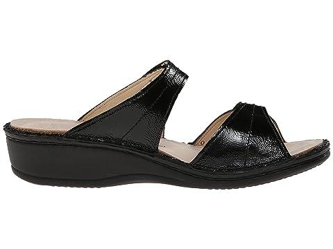 538 Footbedsmog 2 Negro Catalina Corten Confort Suave Finn Cuero De Plantilla Patentes EtwqXcY