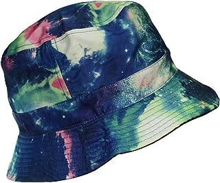 Original Adult Reversible Galaxy/Space Lightweight Cotton Bucket Hat