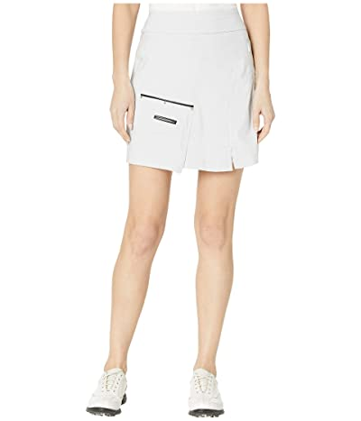 Jamie Sadock Skinnylicious Skort with Control Top Panel (Misty) Women