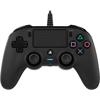 Nacon Compact Controller, Nero - PlayStation 4