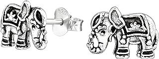 Best stud elephant earrings Reviews