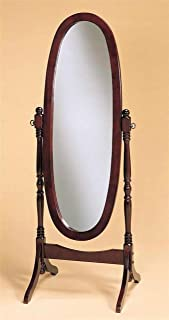 Best antique oval standing mirror Reviews
