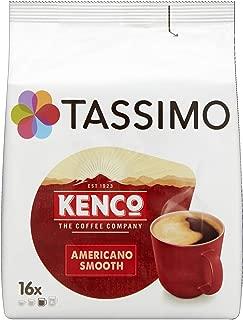 Tassimo - Kenco - Caffe Crema - 128g (Case of 5)