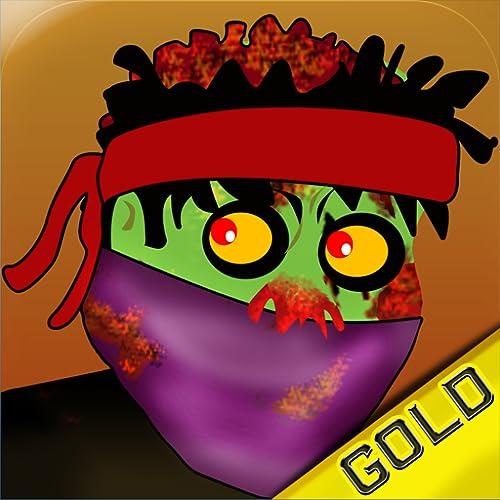 Ninja Against Zombies II Gold