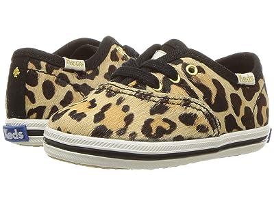 Keds x kate spade new york Kids Kickstart Crib (Infant/Toddler) (Leopard) Girl